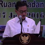 Deklarasi Zona Integritas Menuju Wilayah Bebas Korupsi di Kementerian ATR/BPN