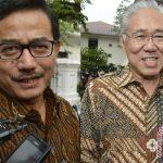 Ferry-Enggartiasto klaim hanya mengobrol dengan Jokowi