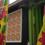 Masjid di Kementerian ATR/BPN Tak Berkubah