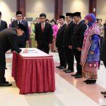 Lima Pejabat Eselon Satu Kementerian ATR/BPN Dilantik