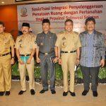 Pelaksanaan Sosialisasi Integrasi Penyelenggaraan Penataan Ruang Dan Pertanahan di Provinsi Sulawesi Selatan