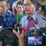 Reshuffle Kabinet, Menteri Ferry Pamit. Dia akan kembali menjadi politisi.